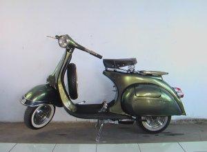 Vespa Super 64